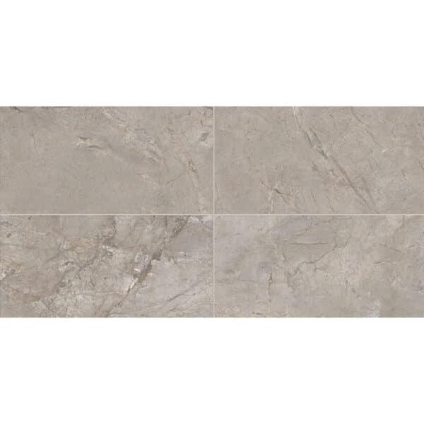 Marmerlook Tegels 60x120 ELLU Silver Grey Grijs Hoogglans
