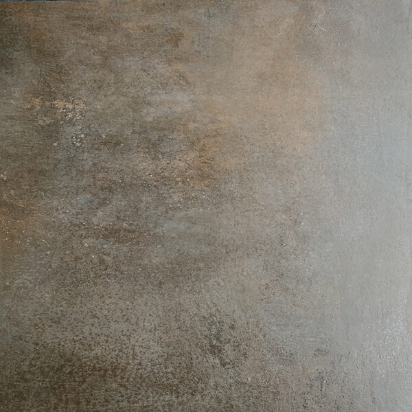 Metallook Tegels - 120x120 TMP Rust Bruin Roest