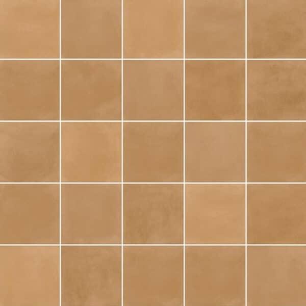 Effen Tegels 29,3x29,3 - Pop Tile Sixties Ambar Taupe Sfeer