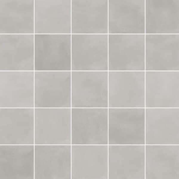 Effen Tegels 29,3x29,3 - Pop Tile Sixties Humo Lichtgrijs Patroon