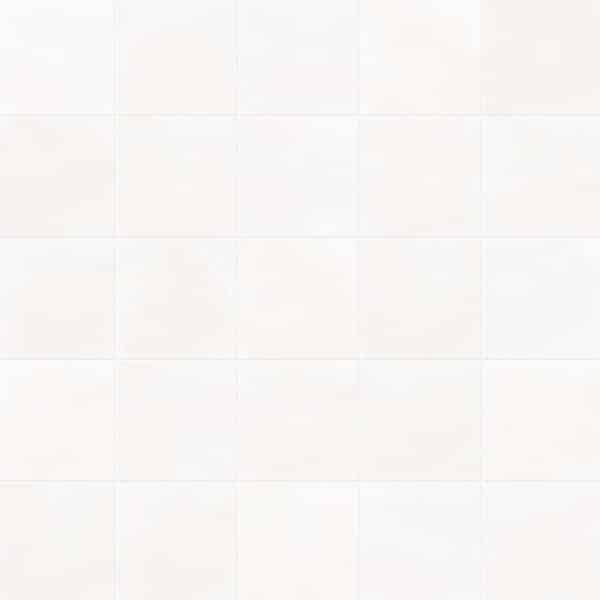 Effen Tegels 29,3x29,3 - Pop Tile Sixties Nacar Gebroken Wit Patroon