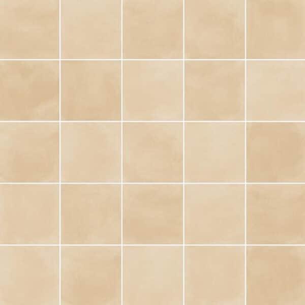 Effen Tegels 29,3x29,3 - Pop Tile Sixties Ocre Geel Sfeer