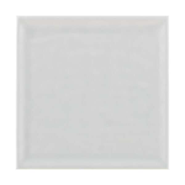 Handvorm Tegel 22,3x22,3 - Priss Square Zilver