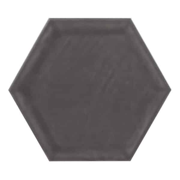 Hexagon Tegel 19,8x22,8 - Priss Matt Grijs Mat