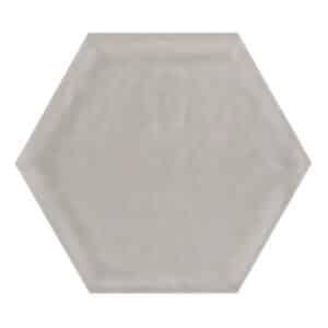 Hexagon Tegel 19,8x22,8 - Priss Matt Taupe Mat