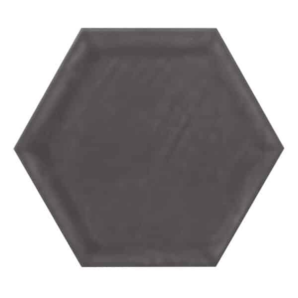 Hexagon Tegel 19,8x22,8 - Priss Shiny Grijs Glans