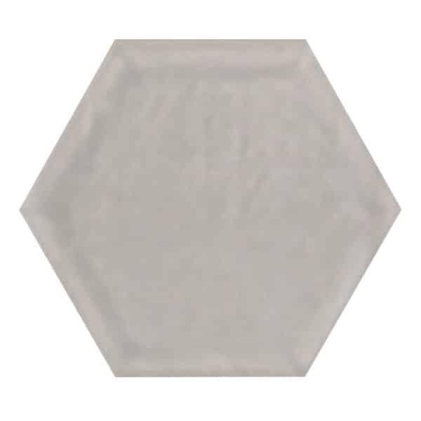 Hexagon Tegel 19,8x22,8 - Priss Shiny Taupe Glans