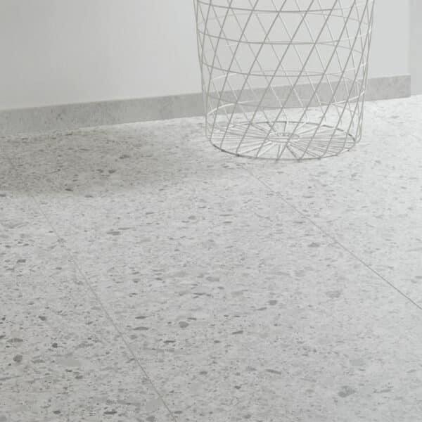 PVC Tegel - COREtec Ceratouch Branco 0990B Terrazzo 45,7x91,5