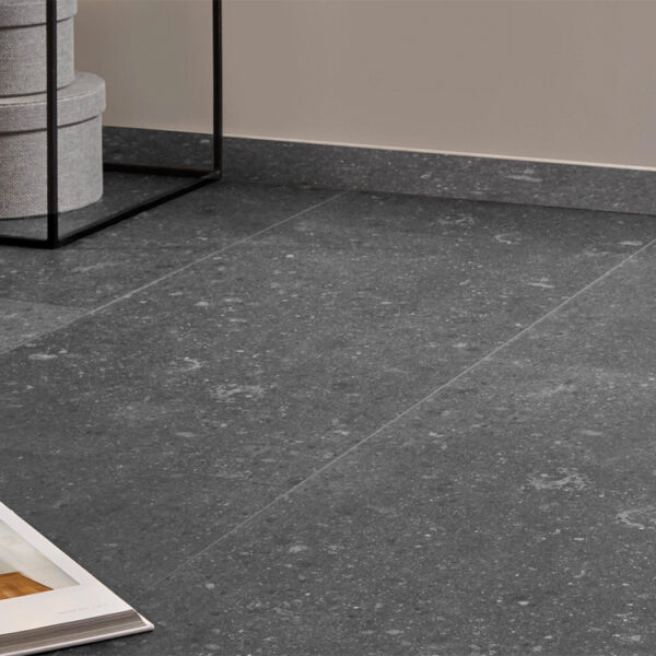 PVC Tegel - COREtec Ceratouch Eifel 1097B Terrazzo Sfeer