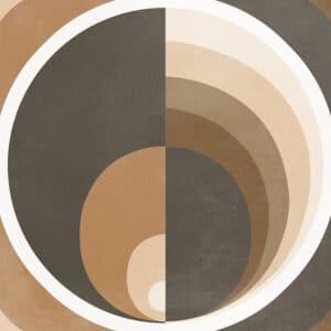 Portugese Tegels 29,3x29,3 - Pop Tile Harris Marengo Bruin