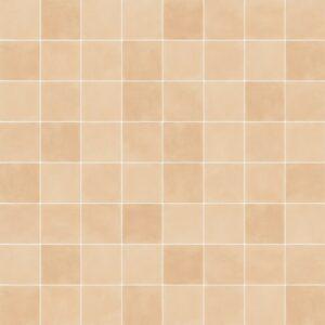 Effen Tegels 15x15 - Pop Tile Ocre Patroon