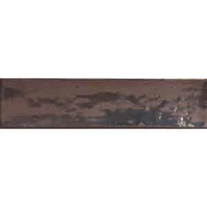 Handvorm Tegels 6,5x26,6 - Goldfinger Metallic Bronze Brons