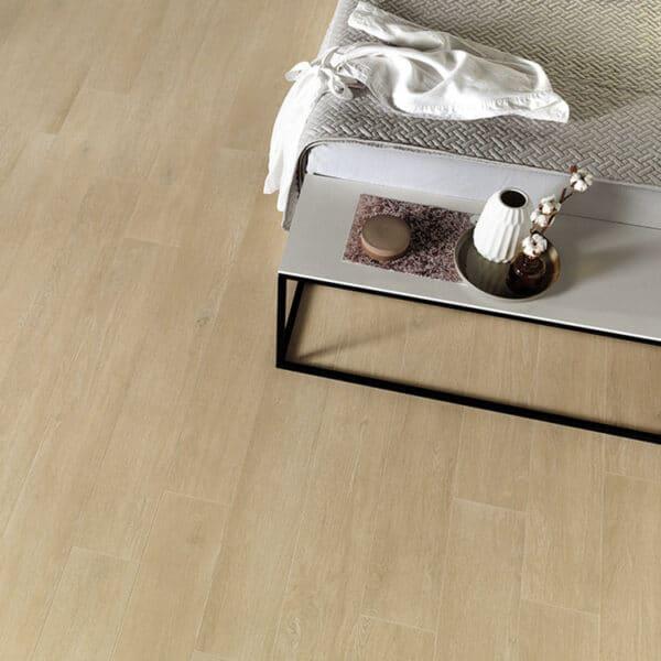 Houtlook Tegels   Keramisch Parket 150x25 - NLight Licht Beige Sfeer