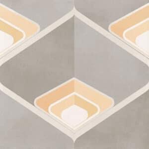 Portugese Tegels 15×15 – Pop Tile Bonnie Grijs Beige