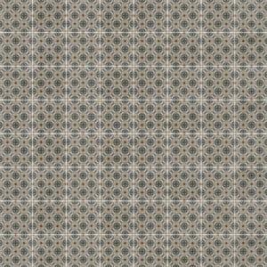 Portugese Tegels 15×15 – Pop Tile Carnegie Grijs Beige Patroon