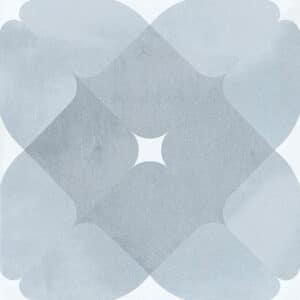 Portugese Tegels 15×15 – Pop Tile Cavern Lichtblauw