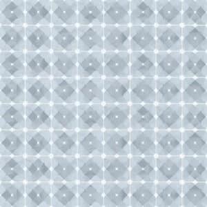 Portugese Tegels 15×15 – Pop Tile Cavern Lichtblauw Patroon