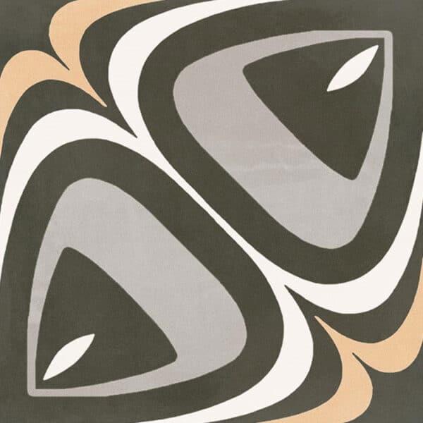 Portugese Tegels 15×15 – Pop Tile Marquee Grijs BEIGE