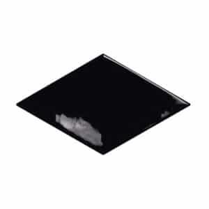 Ruit Tegels 9,8x16,7 - Memories Looks Handvorm Night Zwart
