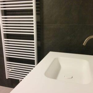 Leisteenlook Tegels Betonlook Tegels Badkamer