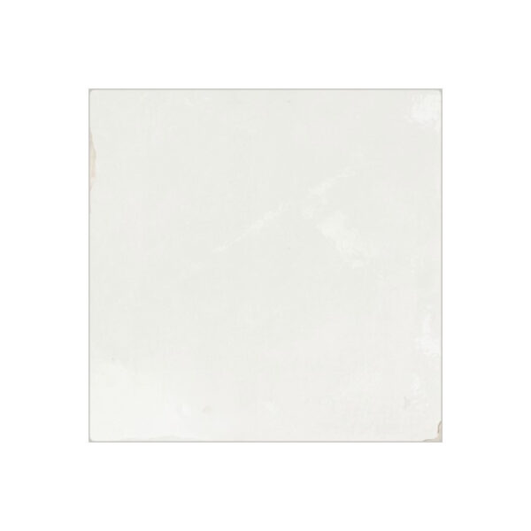 Handvorm Tegels 13x13 - Souk Pearl Wit