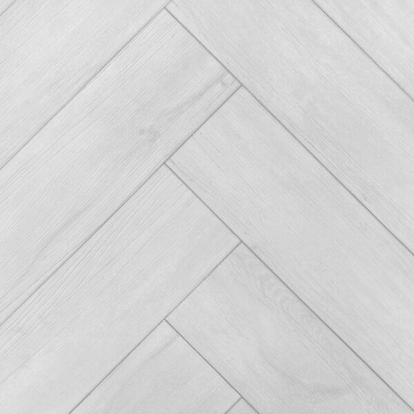 Click PVC - Visgraat Cappadocia Wit