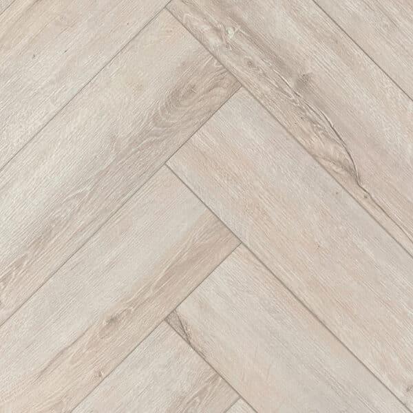 Click PVC - Visgraat Kakadu Creme