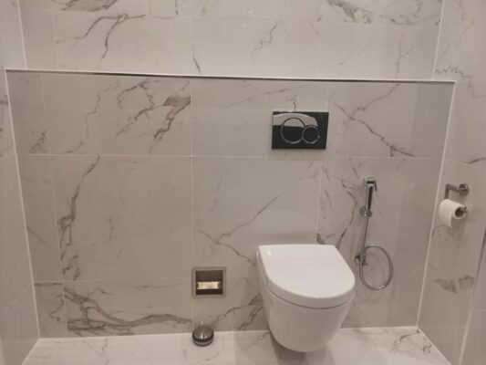 Marmerlook Vloertegels Badkamer