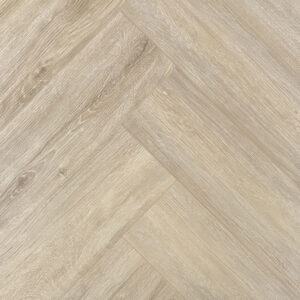 Plak PVC - Visgraat Amazon Bruin