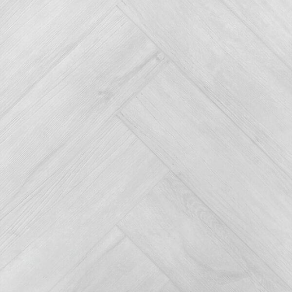 Plak PVC - Visgraat Cappadocia Wit