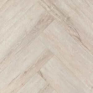 Plak PVC - Visgraat Kakadu Creme