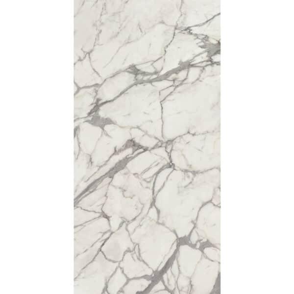 Marmerlook Tegel Slabs 240x120 - ELLU Calacatta