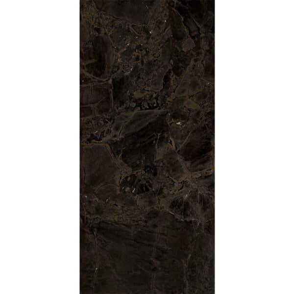 Marmerlook Tegel Slabs 260x120 - TR-INF Marble Donkerbruin Mat