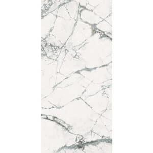 Marmerlook Tegel Slabs 260x120 - TR-INV Marble Wit Hoogglans