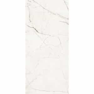Marmerlook Tegel Slabs 260x120 - TR-STA Marble Wit Mat