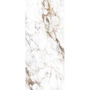 Marmerlook Tegel Slabs 278x120 - i4 B-Tortona Wit Bruin Lappato
