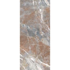 Marmerlook Tegel Slabs 278x120 - i4 C-Brera Bruin Grijs Lappato