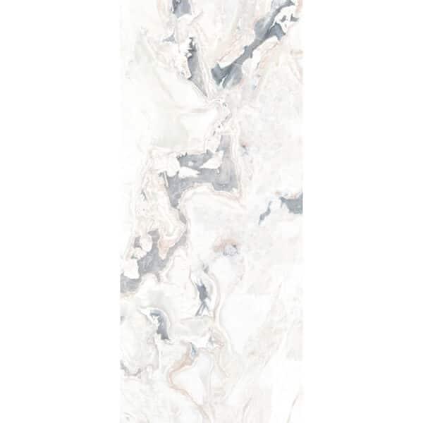 Marmerlook Tegel Slabs 278x120 - i4 C-Sanbab Wit Lappato