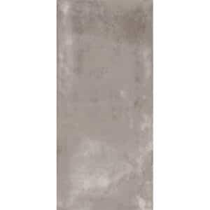 Metallook Tegel Slabs 260x120 - TU-G Metal Grijs Mat