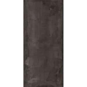 Metallook Tegel Slabs 260x120 - TU-N Metal Antraciet Zwart Mat