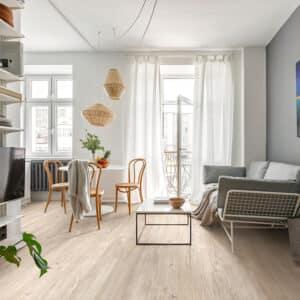Houtlook Tegels - Borgogna Sbiancato Lichtbruin 180x30 Sfeer