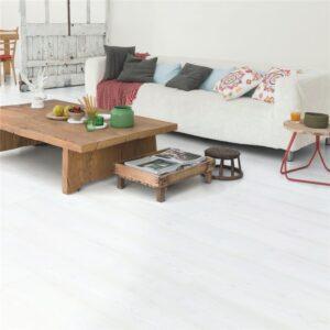 Laminaat - Quick-Step Impressive Ultra IMU1859 Witte Planken Sfeer
