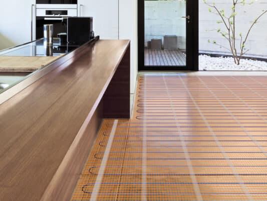 Beste vloer voor vloerverwaming