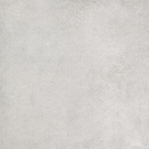 Betonlook Tegels 80x80 - Square White Wit
