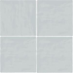 Handvorm Tegels 10x10 - Season Spring Gebroken Wit