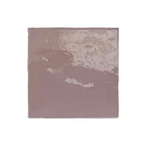 Handvorm Tegels 13x13 - Zel Rabat Rose