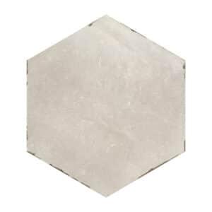 Hexagon Handvorm Tegels 14x16 - Capri Tiberio Taupe