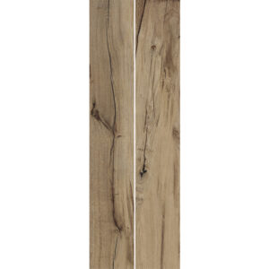 Houtlook Tegels | Keramisch Parket 120x20 - Nordik Wood Gold Bruin