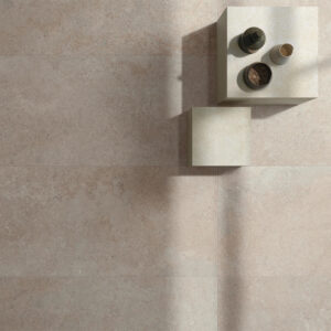 Leisteenlook Tegels 60x60 - Brystone Gold Beige Sfeer