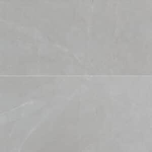 Marmerlook Tegels 120x60 - Gemme Breccia Cenere Mat Lichtgrijs
